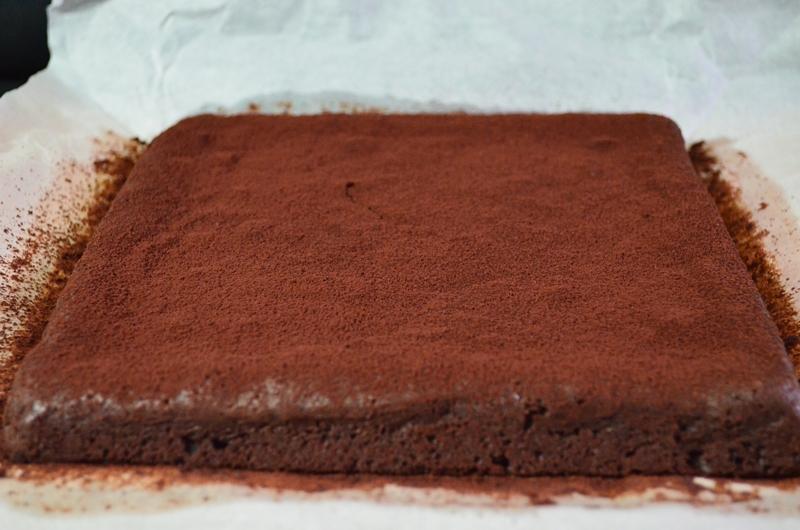 choc truffle brownie 1