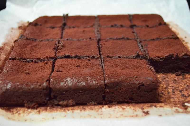 choc truffle brownie 5