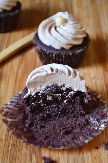 Nutella Cupcake #3
