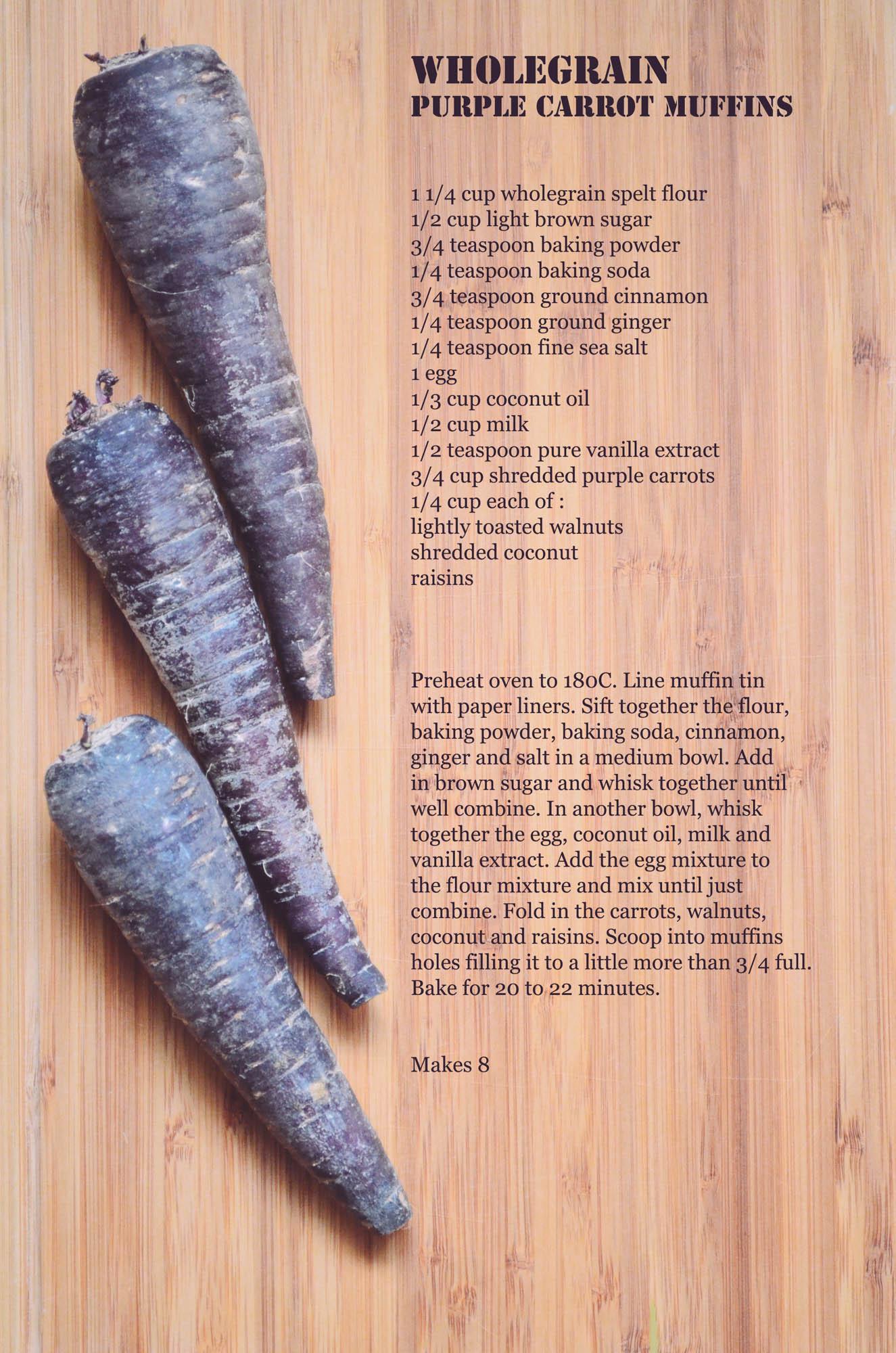 purple carrot muffins 14-1