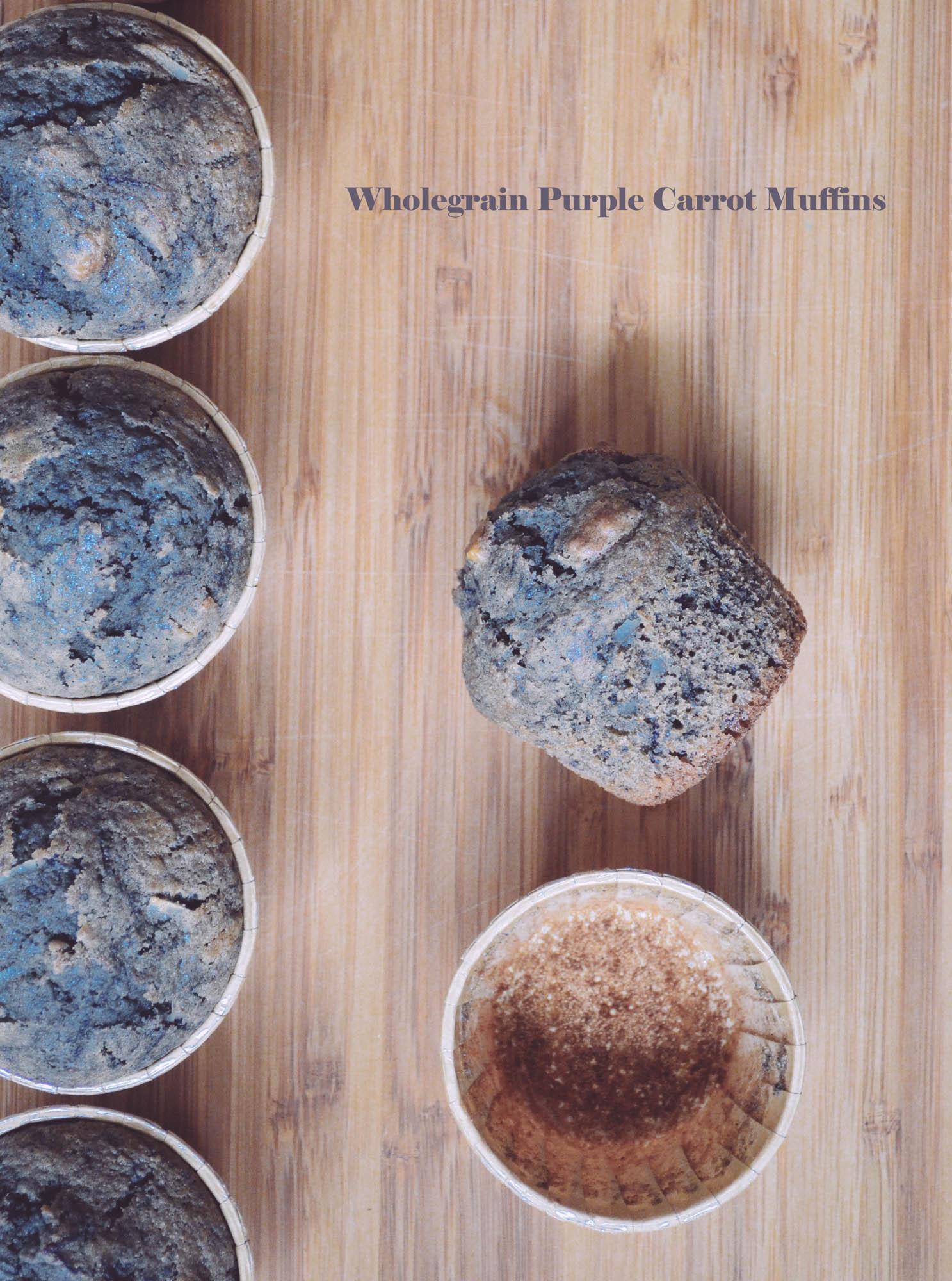 purple carrot muffins 6-1