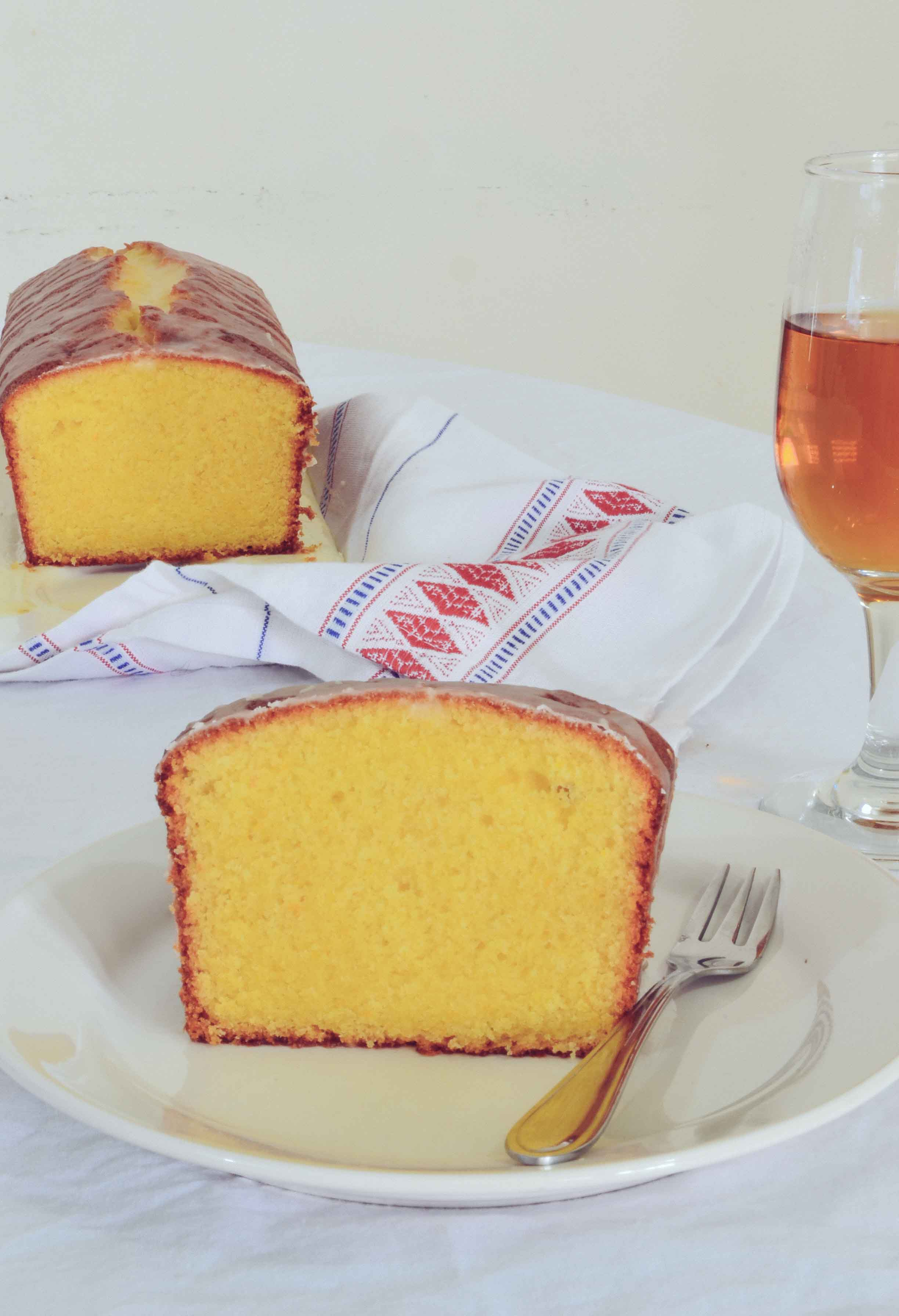 Sicilian Orange Cake-5