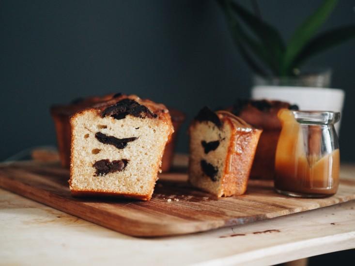 Spiced Prune Cake