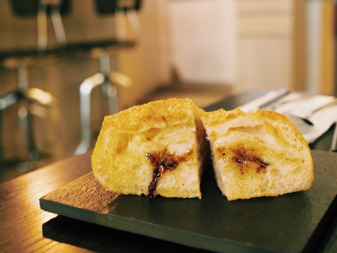 Balsamic Olive Bread